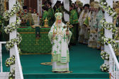 Patriarch Kirill of Moscow — Stock Photo