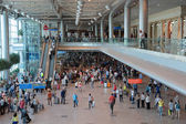 Domodedovo airport — Stock Photo