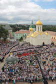Sergius of Radonezh annyversary celebration — Stockfoto