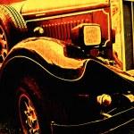 Vintage truck — Stock Photo #22543723