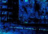 Blue night — Stock Photo