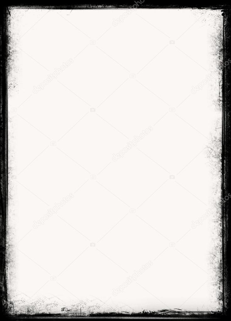 计算机设计复古边框– 图库图片
