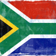 Stock Photo: Flag of South Africa