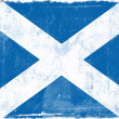 Stock Photo: Flag of Scotland