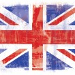 Flag of Great Britain — Stock Photo #23261954