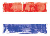La bandiera dei paesi bassi — Foto Stock