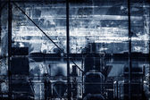 Urban grunge background — Stock Photo