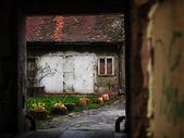 Small house — Stock Photo