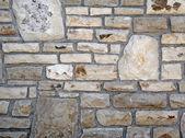 Kamenná zeď — Stock fotografie