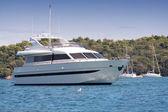 Yacht — Foto de Stock