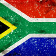Flag of South Africa — Stock Photo #23274342