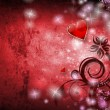 Valentines day background — Stock Photo #23277382