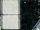 гранжевая структура фильма — Стоковое фото