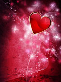 San valentino sfondo — Foto Stock