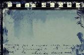 Fotograma grunge con espacio para texto o imagen — Foto de Stock