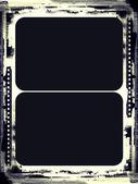 Image du film grunge avec espace pour du texte ou d'image — Photo