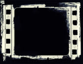 Grunge film frame with space for your text or image — Photo