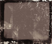 Grunge retro style abstract textured frame for your projects — Photo