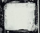 Grunge retro style abstract textured frame for your projects — Foto de Stock