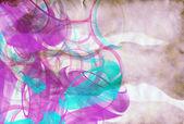 Grunge digitálně vytvořené textura nebo pozadí — Stock fotografie