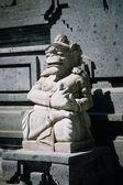 Balinese god statue — Foto de Stock