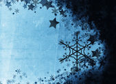 Grunge style  textured winter background — Photo