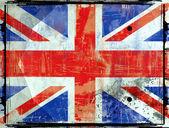 Flag of  Grat Britain — Stock Photo