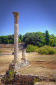 Ancient Roman ruins — Foto de Stock