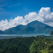 Old Indonesian volcano landscape — Stock Photo #48381795