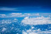 Prachtige skyline — Stockfoto