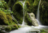 Waterfall at Plitvice Lakes — Stock Photo