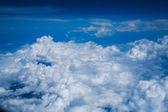 美しい青い空 — ストック写真
