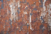 Grunge retro rusty metal texture or background — Stock Photo