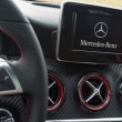 Stock Photo: Mercedes A-Class 250 AMG Sport
