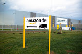 Amazon Warehouse — Stock Photo