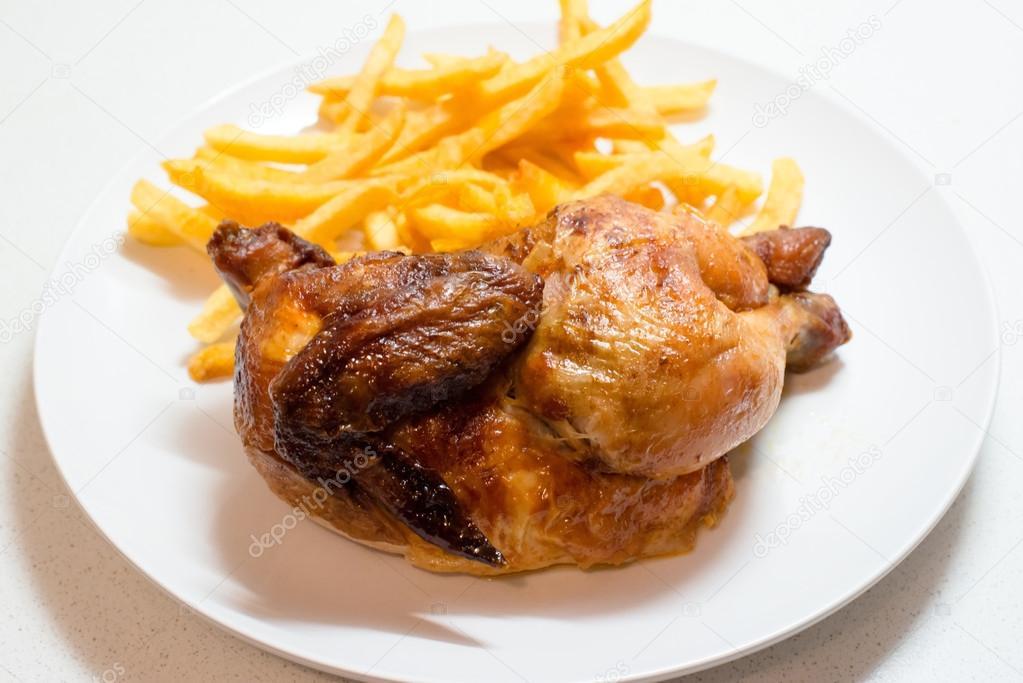 Pechugas de pollo al horno con patatas - 78 recetas