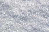 Структура снега — Стоковое фото