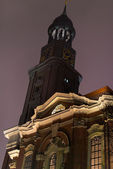 St. Michaelis, Hamburg, Germany — Stock Photo