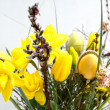 Stock Photo: Easter Bouquet