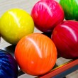 ������, ������: Colorful bowling balls