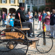 Stock Photo: Benz Patent-Motorwagen