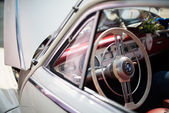 BMW Classic Car Detail — Stock Photo