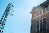 Old Electric Power Substation — Stock Photo