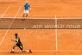 ATP Qualification in Stuttgart, Germany — Stock Photo