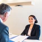 Job interview — Stock Photo #29838049