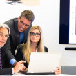 Group in business meeting — Stock Photo #29841621