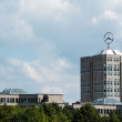 Daimler Headquarter — Stock Photo