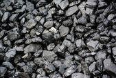Pile Of Black Coal — Stock Photo