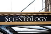 Scientology Church in New York — Zdjęcie stockowe