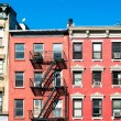Typical New York Facades — Stock Photo #33723447
